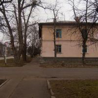 Перекрёсток улиц Моисеенко и Пушкина, Георгиевск