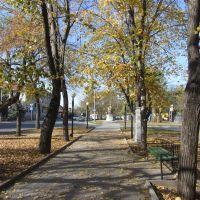 Осенняя аллея 2012, Георгиевск