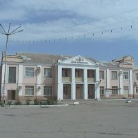 Док культуры село Дивное, Дивное