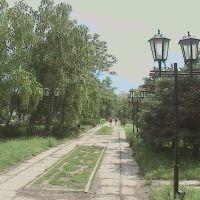 Центральный парк село Дивное, Дивное