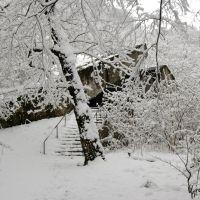 Пещера вечной мерзлоты, Домбай