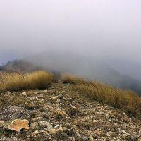 В облаках. In the clouds., Домбай