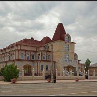 Диво-дивное в Дербетовке, Домбай
