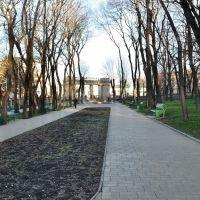 Лечебный парк / The treatment resort park, Ессентуки