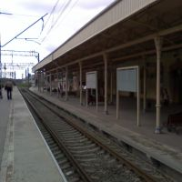 Вокзал Ессентуки / Railway station Essentuki, Ессентуки