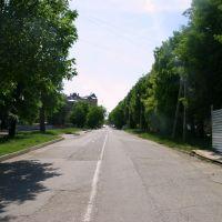 Ессентуки. Зеленая улица., Ессентуки