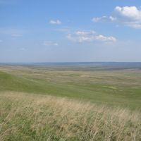 Минеральные воды, вид от топознака 493.6, Карачаевск