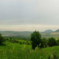 Быкогорка и Верблюд, Карачаевск