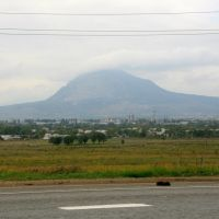 Вид на Мин-Воды, Карачаевск