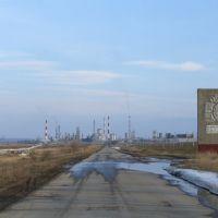 Россия, Ставропольский край, Буденновск, Завод Ставролен, Карачаевск