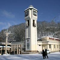 Вокзал Кисловодск, Кисловодск