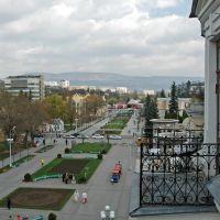 Вид на город, Кисловодск