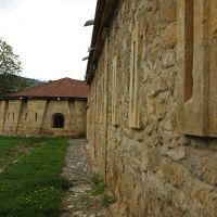 Стена крепости города, Кисловодск