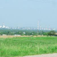 AZOT plant in city Nevinnomissk, Кочубеевское