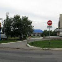 Панорама. Курсавка. Вход в ДК, Курсавка