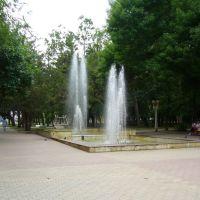 Фонтан В Парке. Fountain In Park, Минеральные Воды