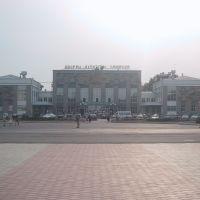 Dvorets Ximikov, Невинномысск