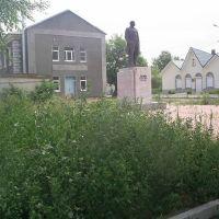 Forgotten Lenins statue, Невинномысск