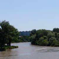 Здесь соединяются реки Большой Зеленчук и Кубань, Невинномысск