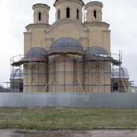 Церковь Преподобного Серафима Саровского, Невинномысск