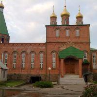 храм преп. Сергия Радонежского, Нефтекумск