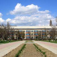 школа №2, Нефтекумск
