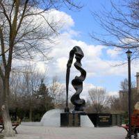 памятник первооткрывателям нефти на Ставрополье, Нефтекумск