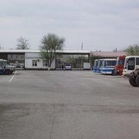 г.Нефтекумск, автопарк Роснефть, Нефтекумск