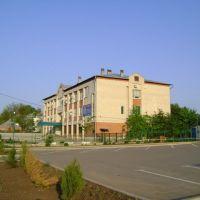 Здание федеральной налоговой службы, Новоалександровск