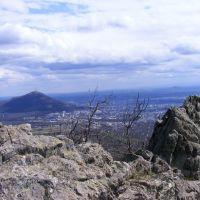 Вид на Пятигорск, Новоалександровская