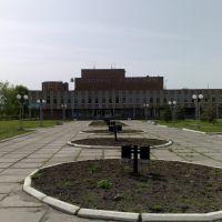Дворец Культуры им.Романько, Новопавловск