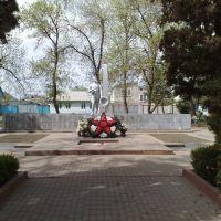 Памятник воинам-освободителям станицы Новопавловская, Новопавловск