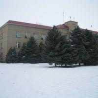 Центральная площадь, Новоселицкое