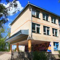 Школа №1, Новоселицкое