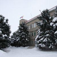 Зима, Новоселицкое