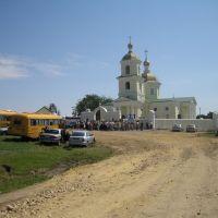 Спасо-Преображенский Храм, год основания 1820, Новоселицкое