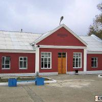 Вокзал Ипатово, Преградная