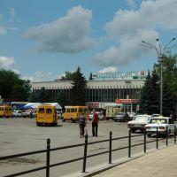 ЖД вокзал, Пятигорск