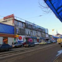 Остановка верхний рынок, Пятигорск