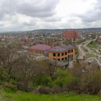 Panorama view on Pyatigorsk, Пятигорск