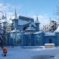 Снег, Пятигорск