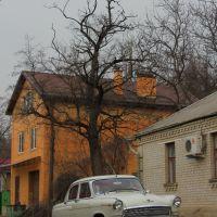 ул. Дегтярева. ГАЗ-24, Пятигорск