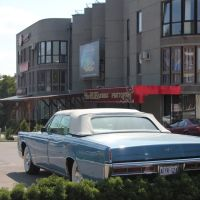 Lincoln Continental 4 door convertable, 1966, Пятигорск
