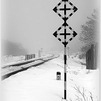 The railway per the last day of winter!, Ставрополь