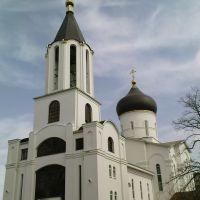 Ставрополь. Крестовоздвиженский храм, Ставрополь