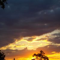 Sunset., Ставрополь