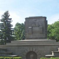 Apanasenko monument, Ставрополь
