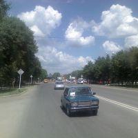 Георгиевск, ул. Калинина, Теберда