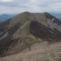 тропа на западную вершину, Усть-Джегута