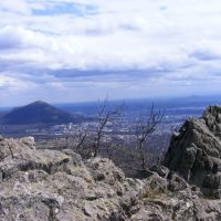 Вид на Пятигорск, Усть-Джегута
